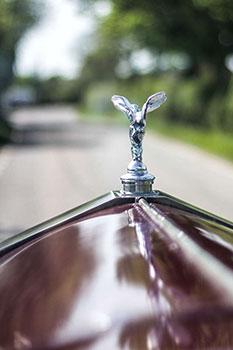 Rolls Royce Silver Lady